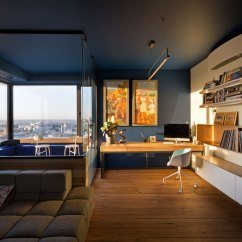 Apartment Living Room Designs Italian Sets Special Project Venediktov A Modern Green ...