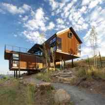 Ren Del Gaudio Design Sunshine Canyon House In