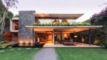 Contemporary Home In Mexico City Neighborhood Of