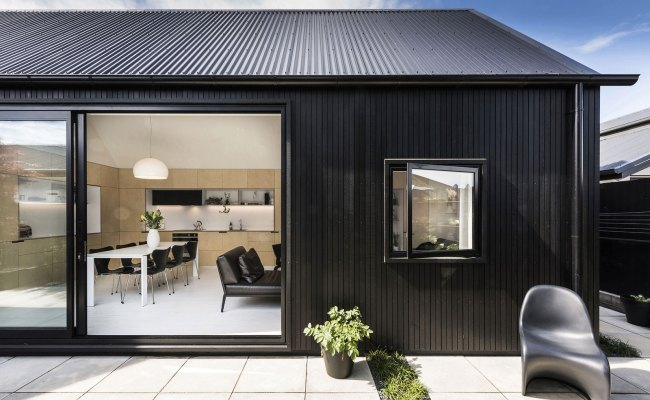 Small House In New Zealand Designed By Colab Arquitectura