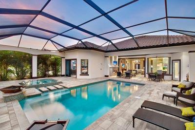 2021 pool enclosure cost glass