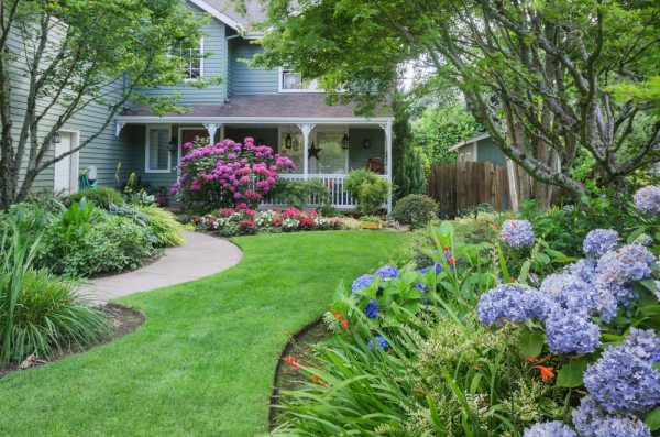 2019 landscaping costs average