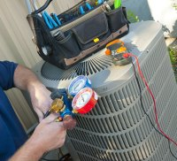 Ajax Heating And Air Conditioning in Oak Lawn, IL // HomeGuide