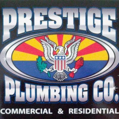 Prestige Plumbing Co in Mesa AZ  HomeGuide