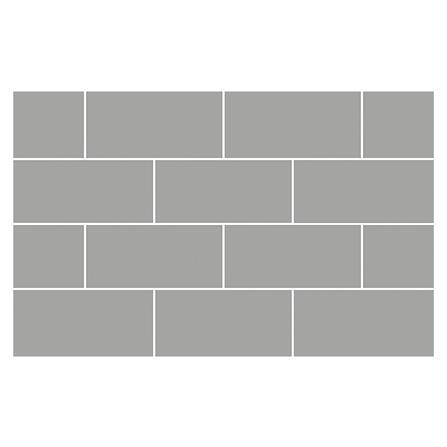 wall tile 25x40cm metro grey a 1m2