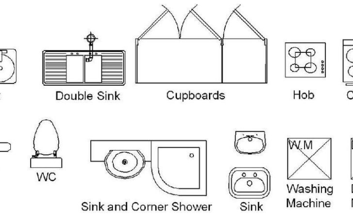 Electrical Symbols For House Plans 19 Photo Gallery