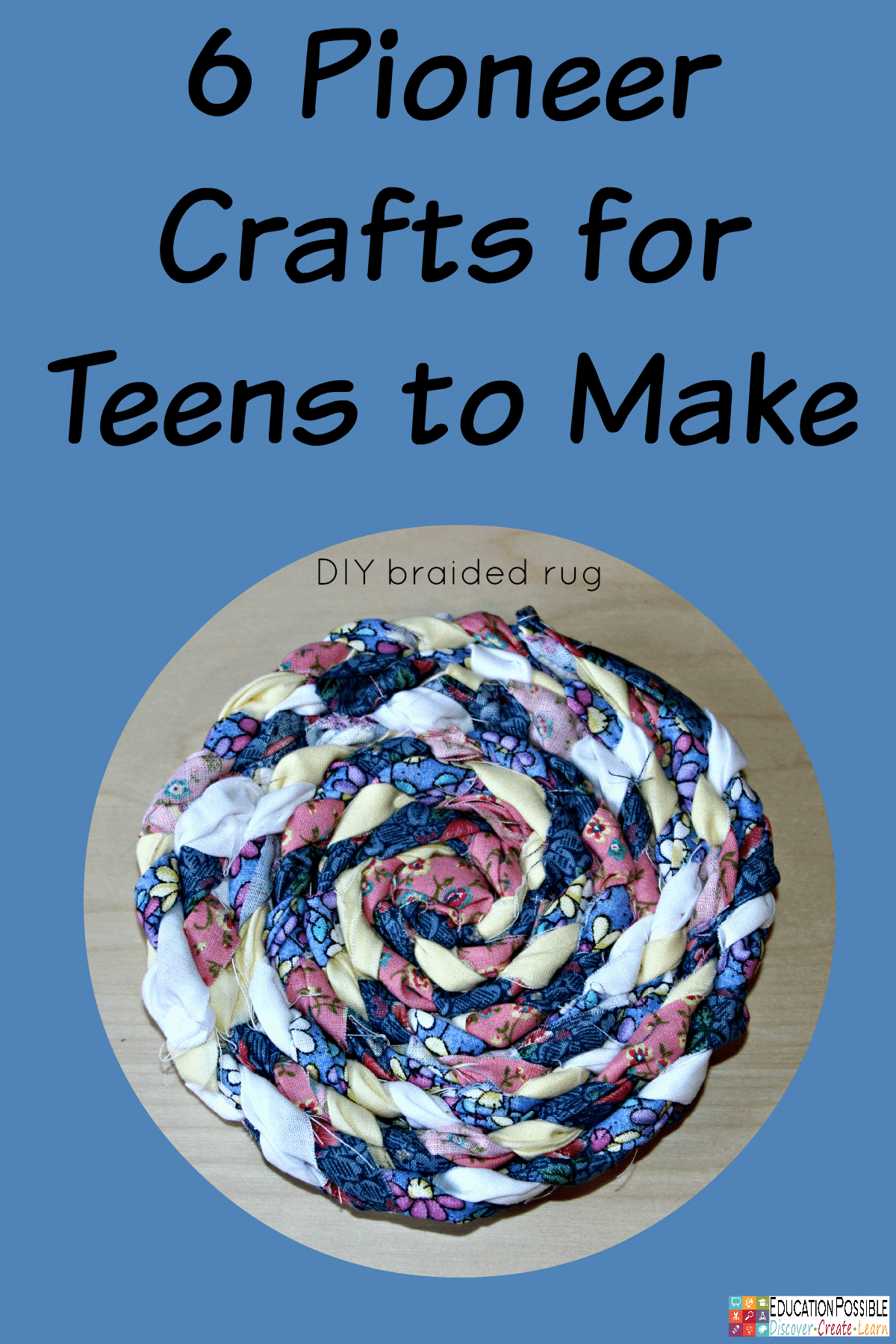 Free Pioneer Crafts For Teens To Make