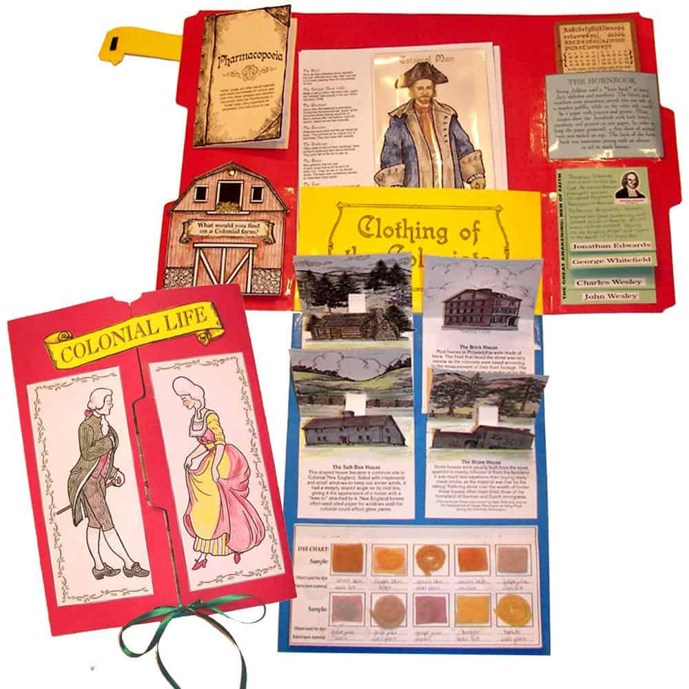 medium resolution of FREE Resources for Studying the 13 Original Colonies - Homeschool Giveaways