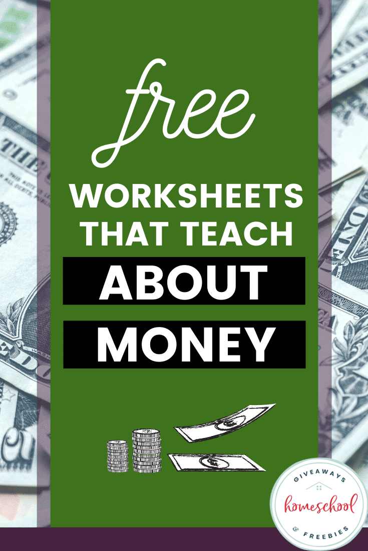 medium resolution of Economics Printables and Worksheets for Elementary - Homeschool Giveaways