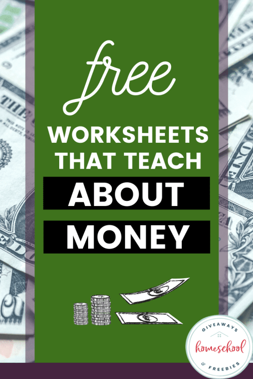 small resolution of Economics Printables and Worksheets for Elementary - Homeschool Giveaways