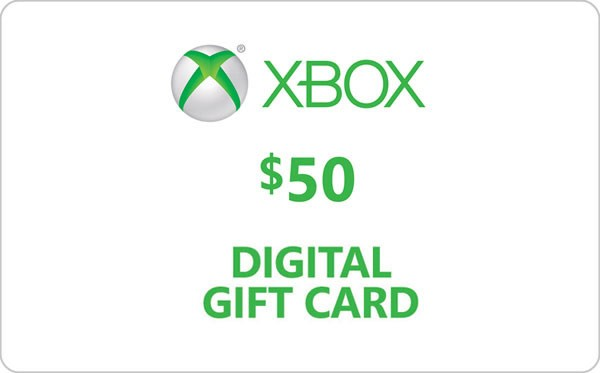 Xbox Digital Gift Card 50 In Pakistan Homeshopping