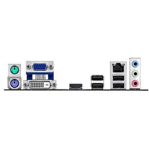 ASUS H61M-K LGA 1155 H61 USB 3.0 Micro ATX Motherboard (3