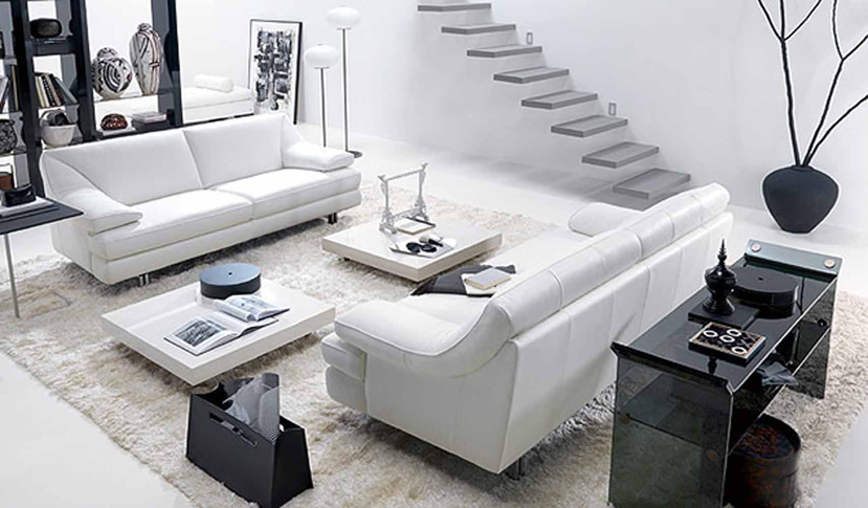 pictures of modern white living rooms lamp room 17 inspiring wonderful black and contemporary interior designs