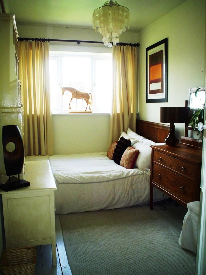 30 Small Bedroom Interior Designs Created To Enlargen Your E 14