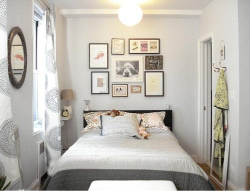 small bedroom spaces 30 Small Bedroom Interior Designs Created to Enlargen Your