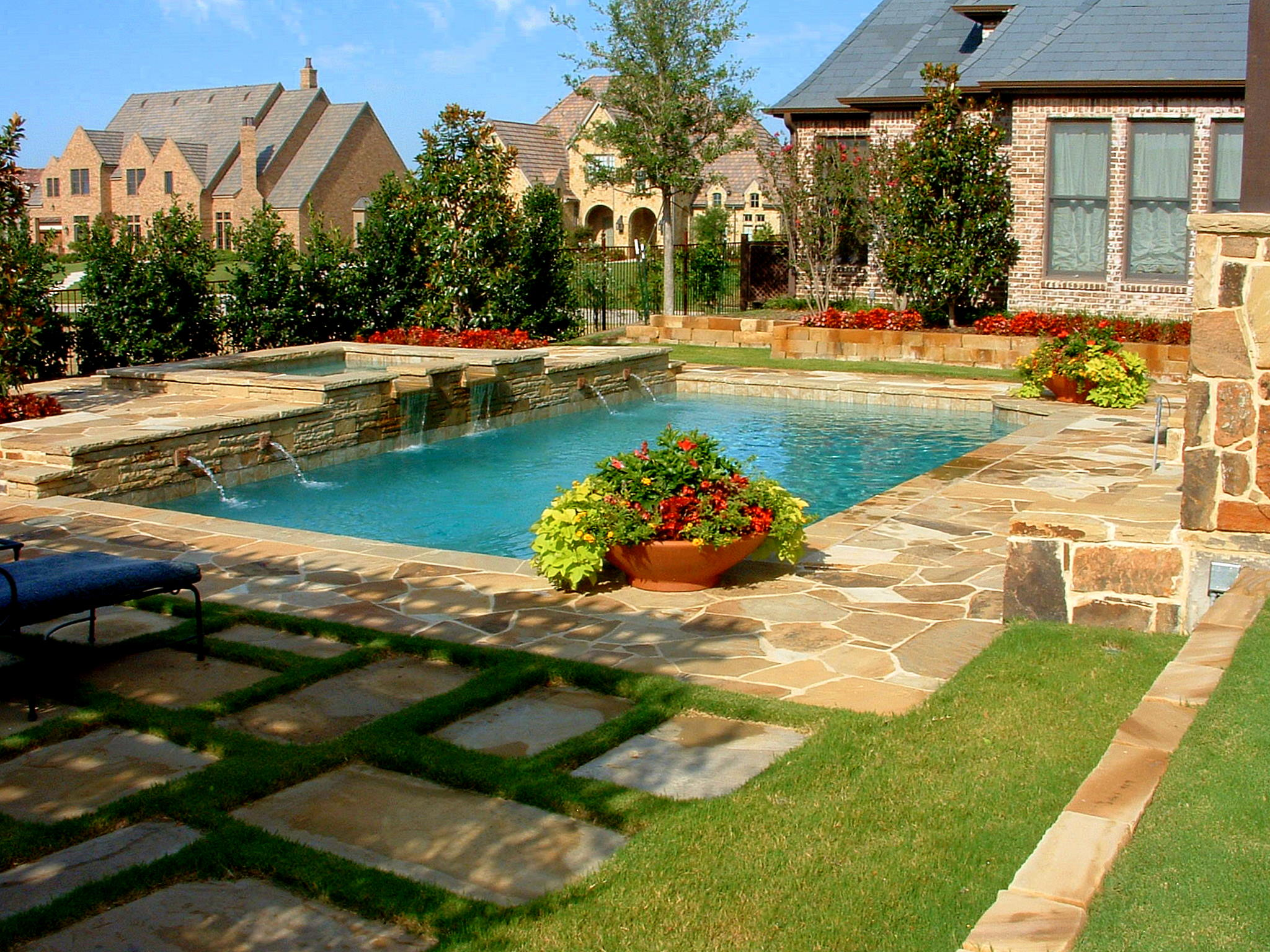 Backyard Landscaping Ideasswimming Pool Design