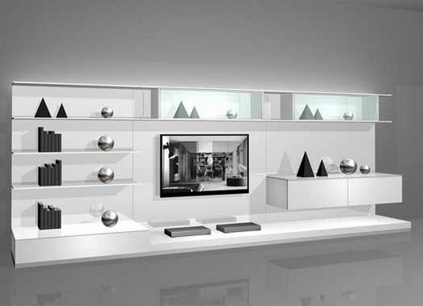 Wall Cabinets Living Room Ideas