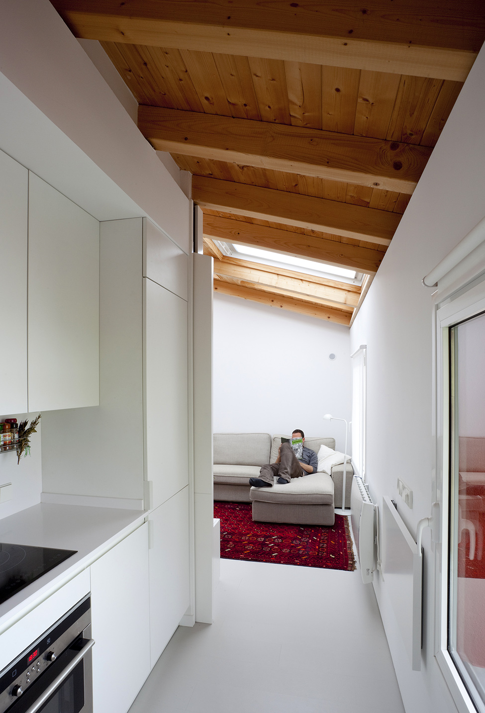 Creative Space Saving Solution For Small Flats By Marta