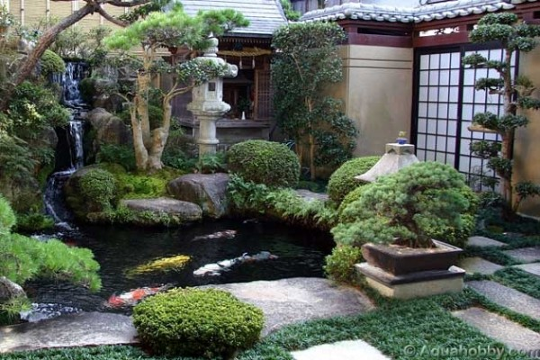 Backyard Landscaping Ideas Japanese Gardens Homesthetics