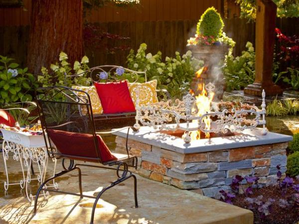backyard landscaping ideas-attractive