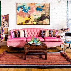 Bohemian Living Room Style Upholstered Chairs Brilliance Bringing An Extraordinary Touch To Eclectic And Mixture In A Super