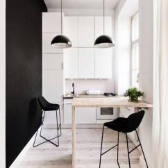 Small Kitchen Table Ideas Extractor 25 Black And White Decor Inspirations