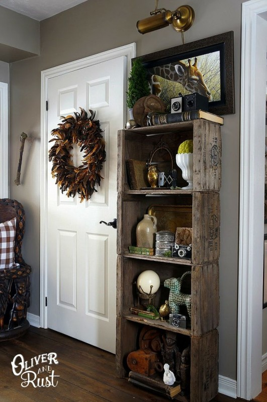 Creative Ideas on How to Repurpose Old Wooden Crates