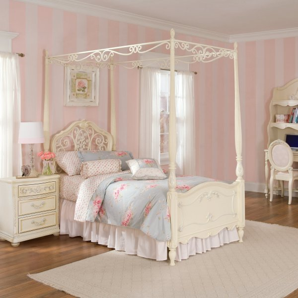 Dreamy Bedroom Design Little Princess