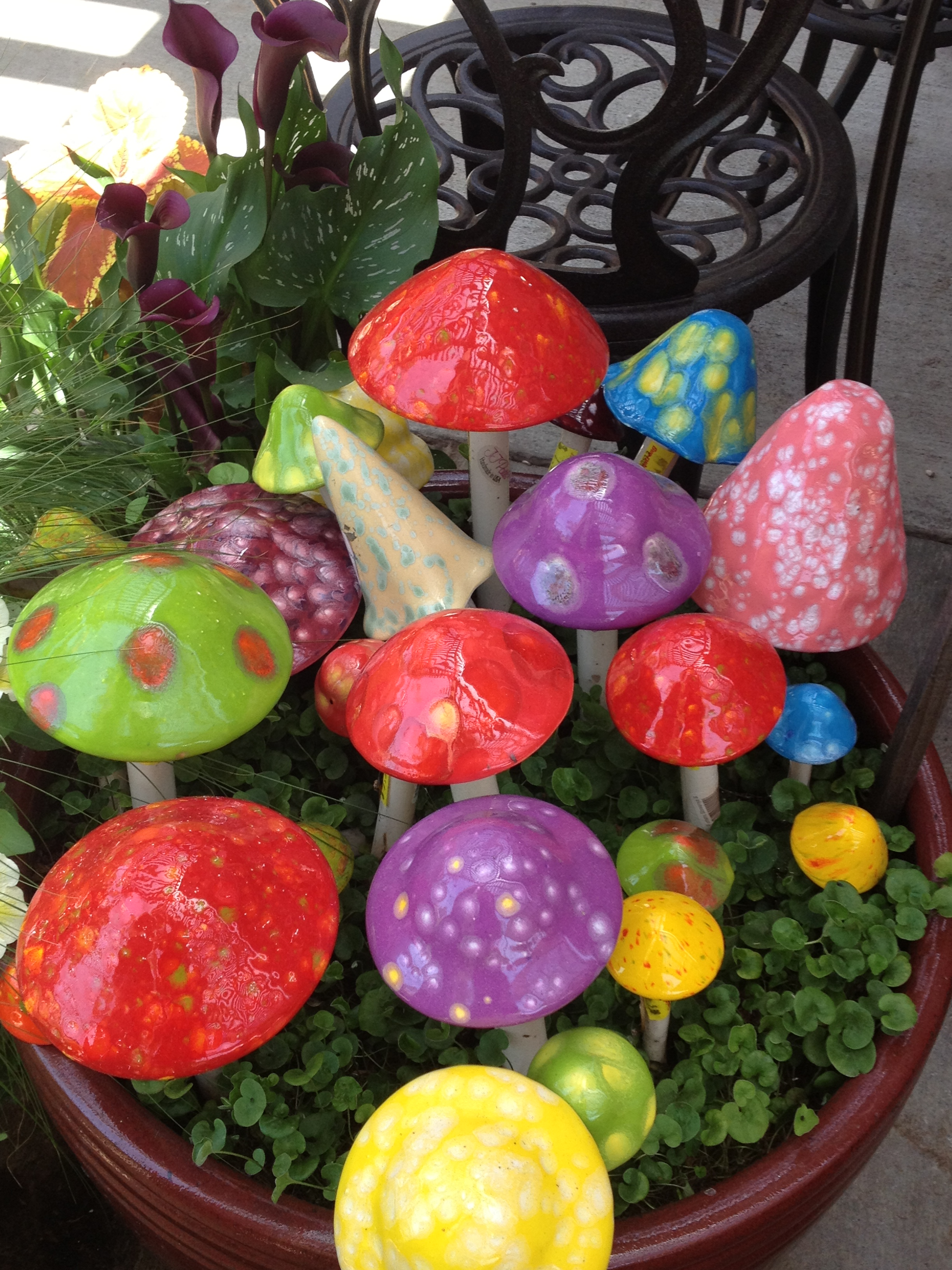 Diy garden decorations - Decoration L Easy Diy Garden Projects You Can Start Now