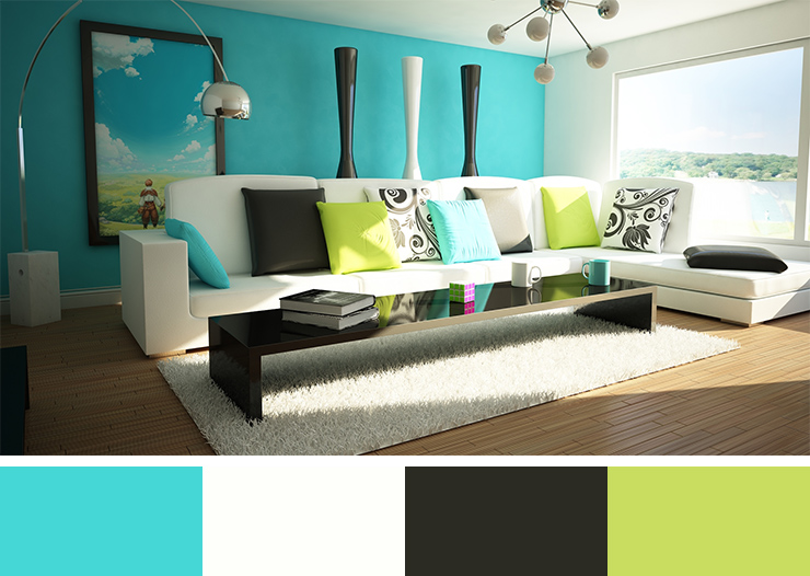 Interior Design Colour Schemes Ideas