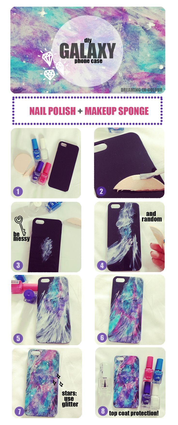 25 Magnificent And Spectacular DIY IPhone Case