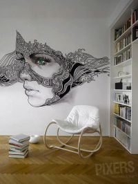 40 Of The Most Incredible Wall Murals Designs You Have ...