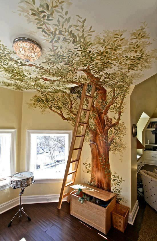 40 Of The Most Incredible Wall Murals Designs You Have