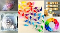 30 Insanely Beautiful Examples of DIY Paper Art That Will ...