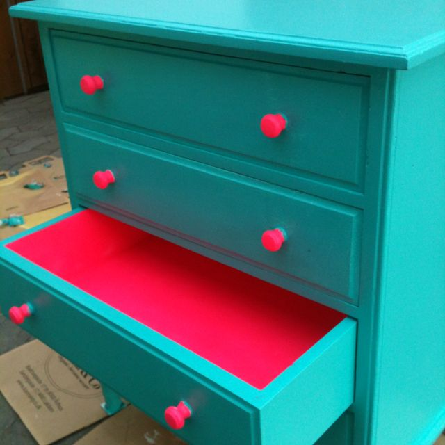 Insanely Smart Creative and Colorful Upcycling Furniture