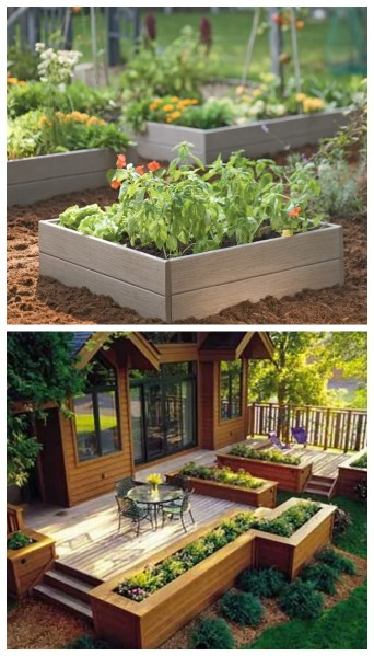 diy makeover backyard landscaping project DIY Garden Projects For The Perfect Backyard
