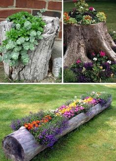 Exceptionally Creative DIY Tree Stumps Projects to Complement Your Interior With Organicity homesthetics decor (15)