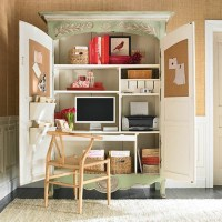 Temporary Home Office Solutions for Renters Design