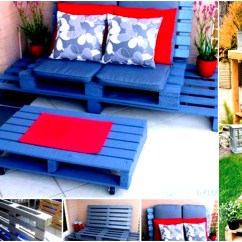 Diy Sofa From Pallets Flexible Bed 39 Insanely Smart And Creative Outdoor Pallet Furniture Designs