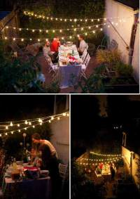 24 Jaw Dropping Beautiful Yard and Patio String Lighting ...