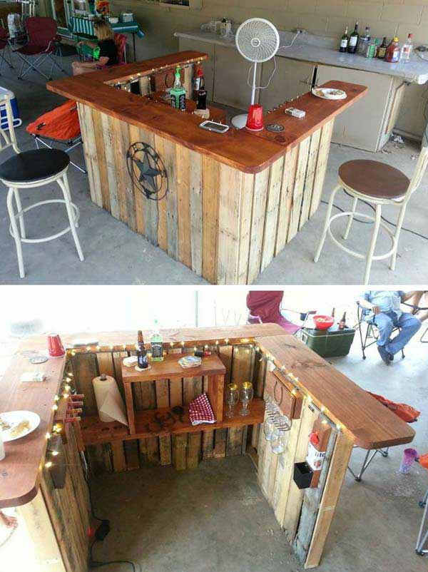 swing chair office modern rocker 39 insanely smart and creative diy outdoor pallet furniture designs to start