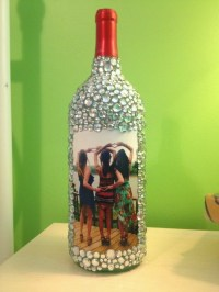40 DIY Ideas on How to Transform Empty Wine Bottles Into ...