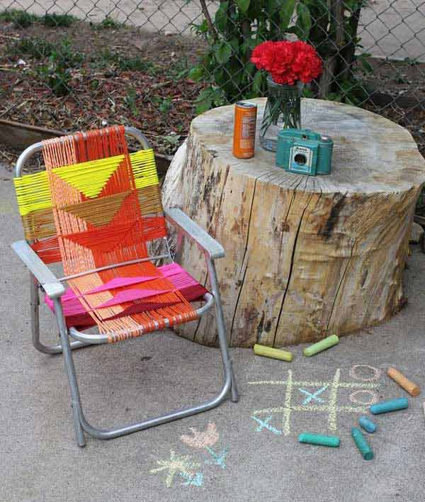 37 Insanely Creative DIY Backyard Furniture Ideas That Everyone Should Pursue homesthetics decor (10)