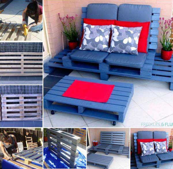 37 Insanely Creative DIY Backyard Furniture Ideas That Everyone Should Pursue homesthetics decor (24)