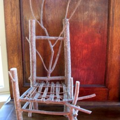 Handmade Wooden Chairs American Flag Chair 21 Creative And Inspiring Twigs Branches Diy Projects To Do