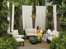 22 Simply Beautiful Low Budget Privacy Screens For Your ...