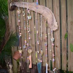 Wine Bottle Themed Kitchen Decor Delta Single Handle Faucet Repair 30 Simple And Beautiful Diy Wind Chimes Ideas To ...