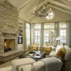 Paint Colors For Living Rooms With Vaulted Ceilings Room Sectional And Chairs Layout 16 Ways To Add Decor Your Homesthetics 10