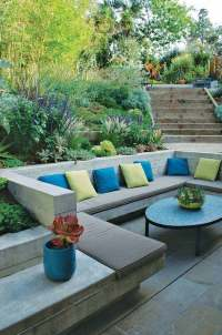 23 Simply Impressive Sunken Sitting Areas For a ...