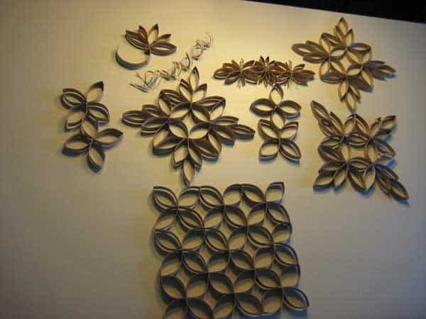 Toilet Paper Roll Craft Ideas Diy Projects Do It Yourself